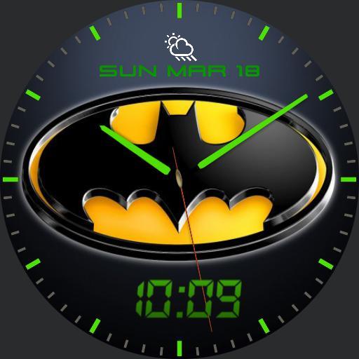 batman logo Copy