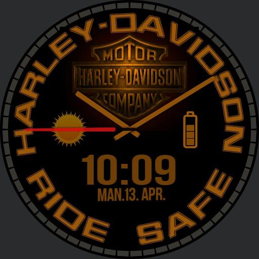 Harley-Davidson Ride safe V1.0