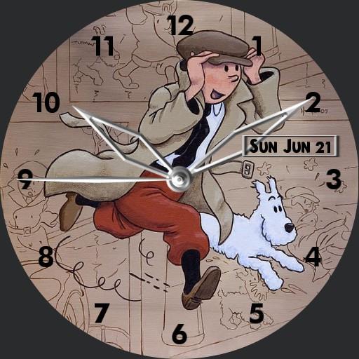 Tintin Vintage