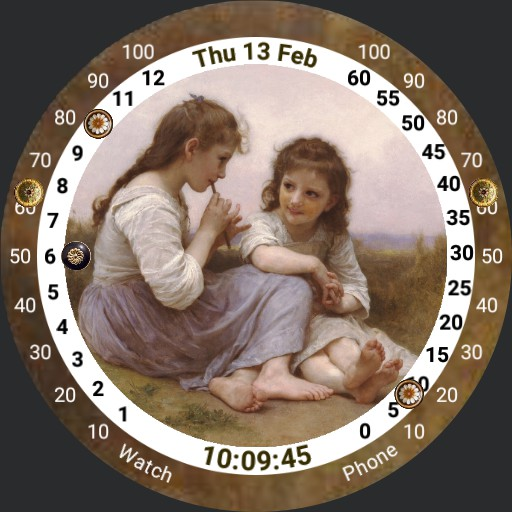 AW Bouguereau for Galentines Day