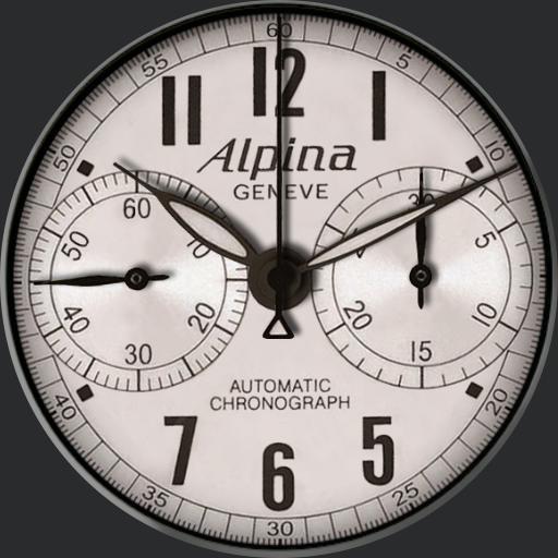 Alpina Startimer Classico Chrono
