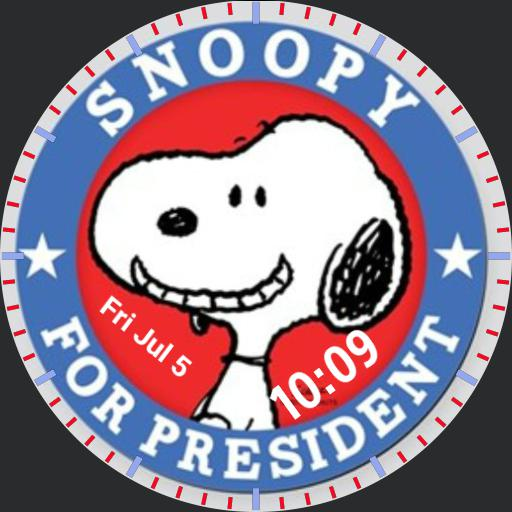 Snoopy for President  Copy