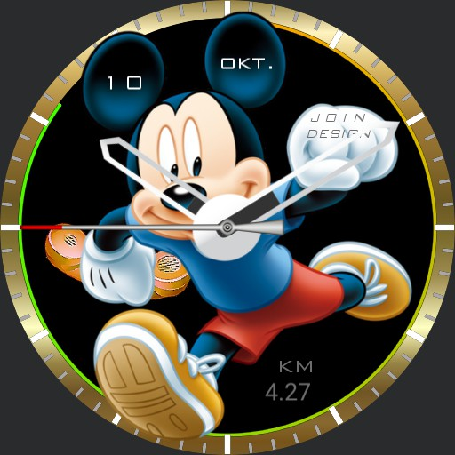 JOIN DESIGN 133 Mickey Mouse