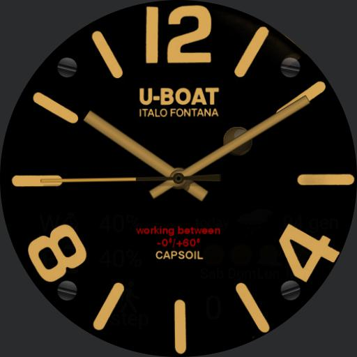 U-BOAT Capsoil replica rev. 2 By SevEn