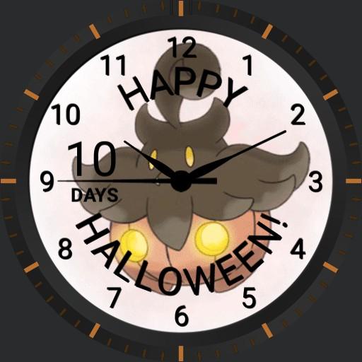Pumpkaboo Halloween