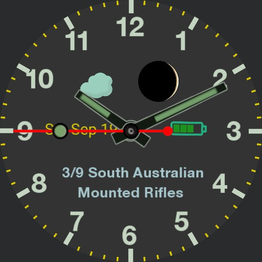 3/9 South Australian Mounted Rifles Revised