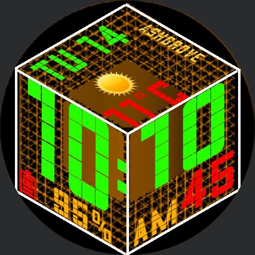 3D Time Cube V1
