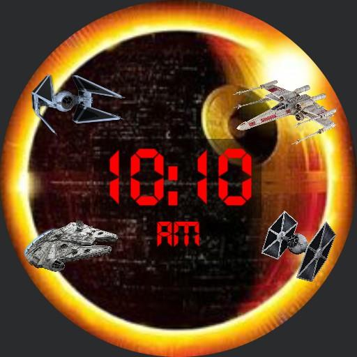 Starwars Deathstar ver2