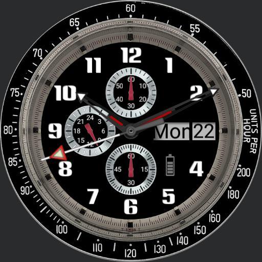 60s chronograph