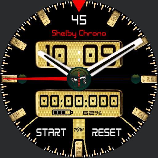 PSW  Schelby Cobra Chrono