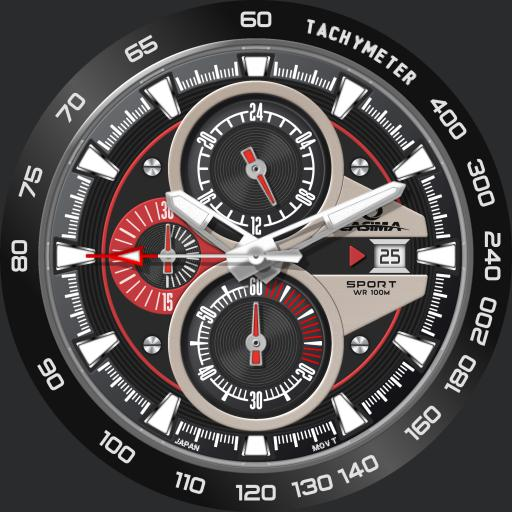 Casima Sport Chronograph #8209