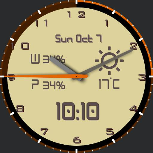 Bobs simple watch