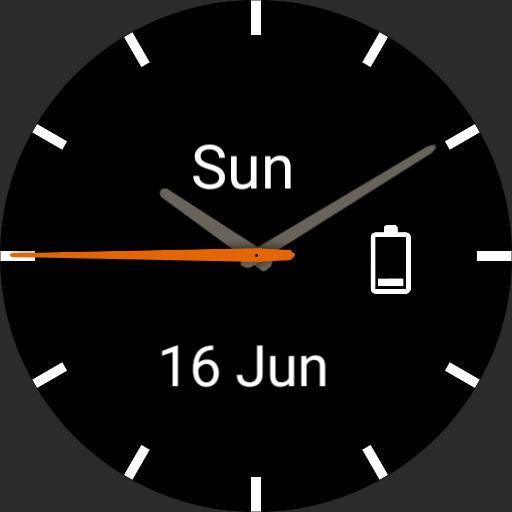 Analogue  Date