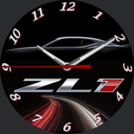 Camaro ZL1 Grey