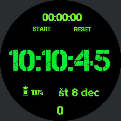 matkove stopwatch