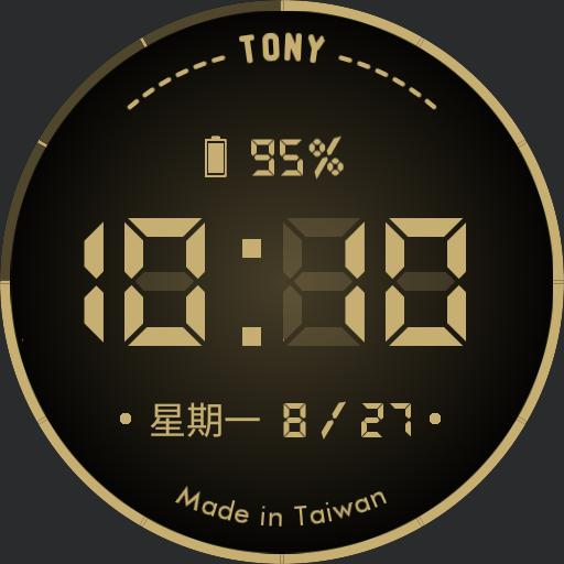 Taiwans best digital surface design