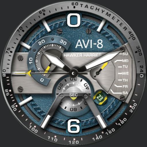 AVI-8 4096 rc zoom