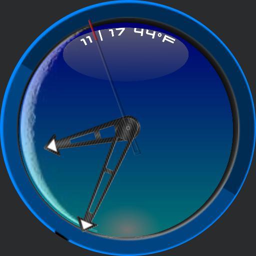 circle of blue life