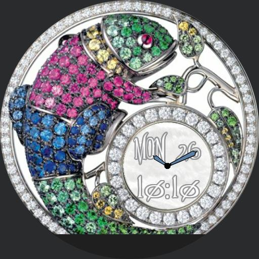 diamond lizard