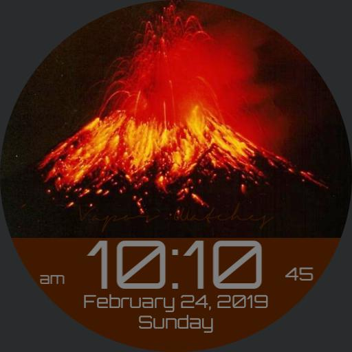Volcano Time