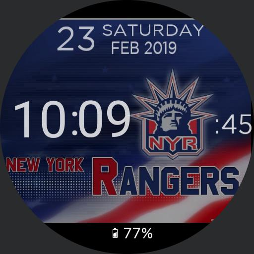 NY Rangers Liberty 24H