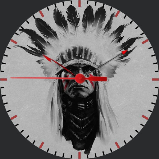 Native A - R Feathers