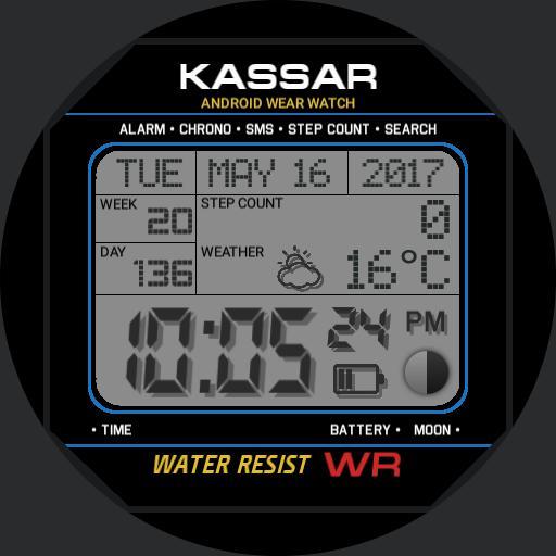 KASSAR Classic Digital