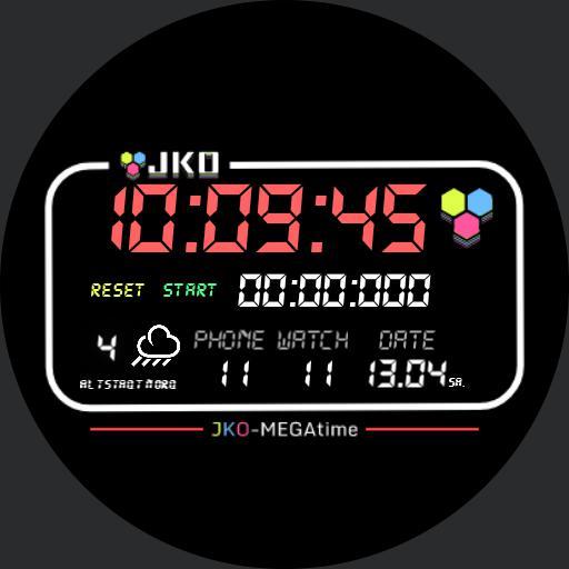 JKO MEGAtime