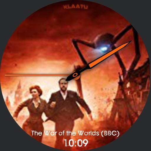 War of the Worlds #2 - by Klaatu.