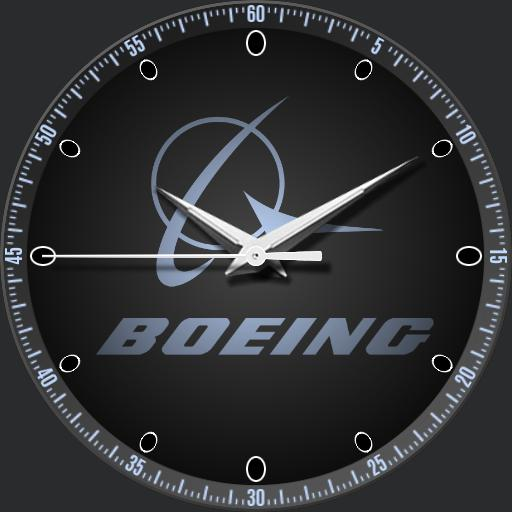 BOEING SPORT CUSTOM WATCH