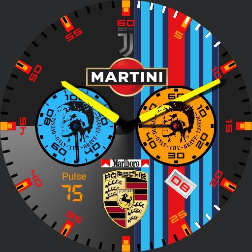 Martini Watch