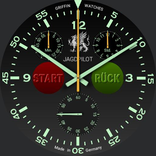 GRIFFIN JAGDPILOT Combat Watch