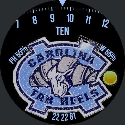 Animated North Carolina Tarheels Copy