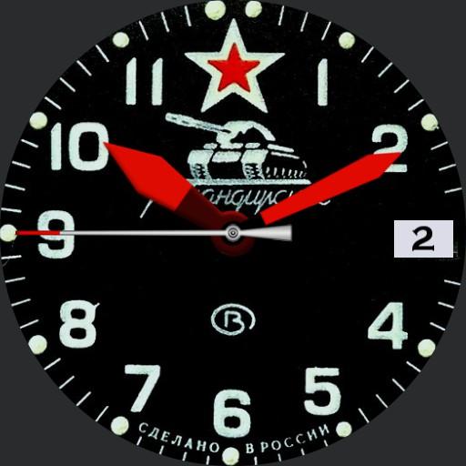 Diz Soviet Tank Copy