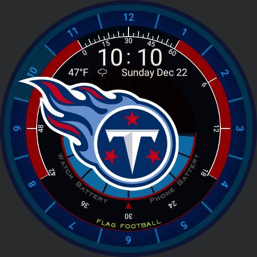 Titans football Krypton