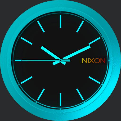 Nixon - Summer Blue