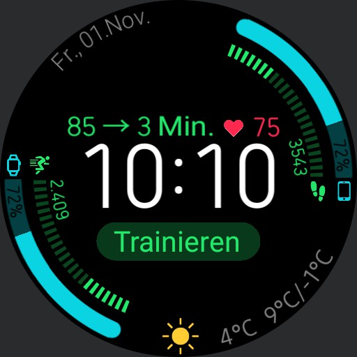 Type-1-Diabetic Health-Dashboard DE 3.0