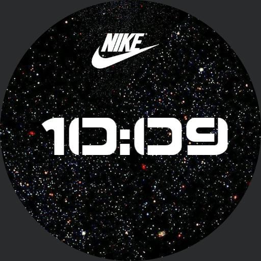 Nike digital watch