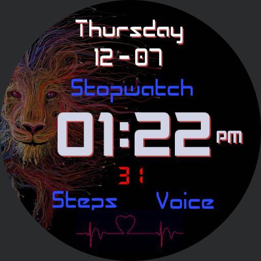 Liontime 3