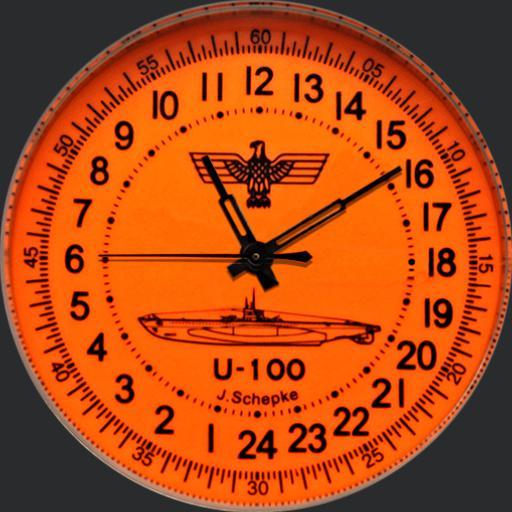 U100 J.Shepke 24 hours