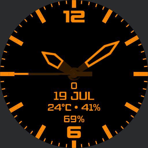 RotaDate Orange