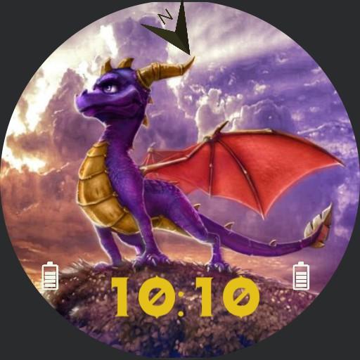 Spyro-Evil dead w/ compass