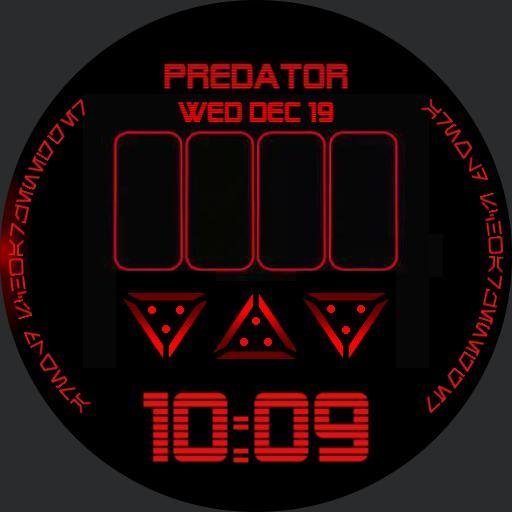 Predator Time Watch Copy