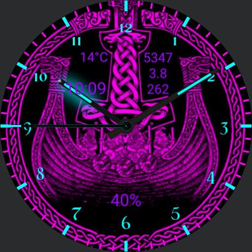 Viking War Ship Qualex Copy