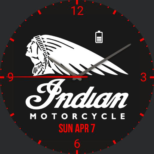 Indian Motorcycle Watch 8