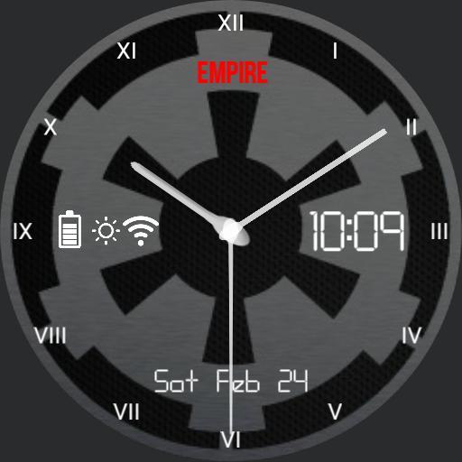 orazi Star Wars Empire