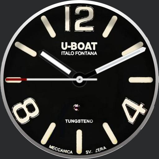 U-Boat 009 black 66