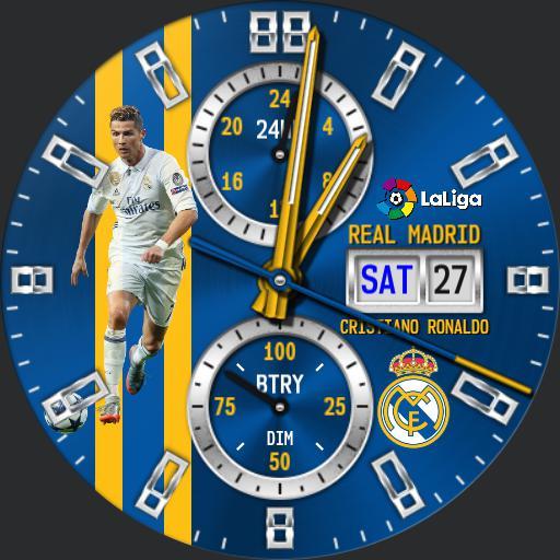 Real Madrid La Liga Champions Modular Racer by QWW