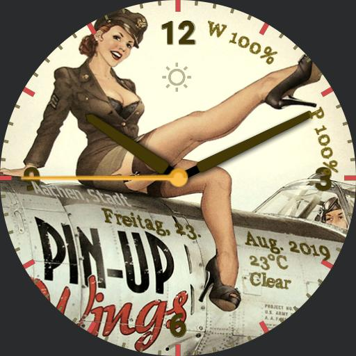 NoseArt PinUp