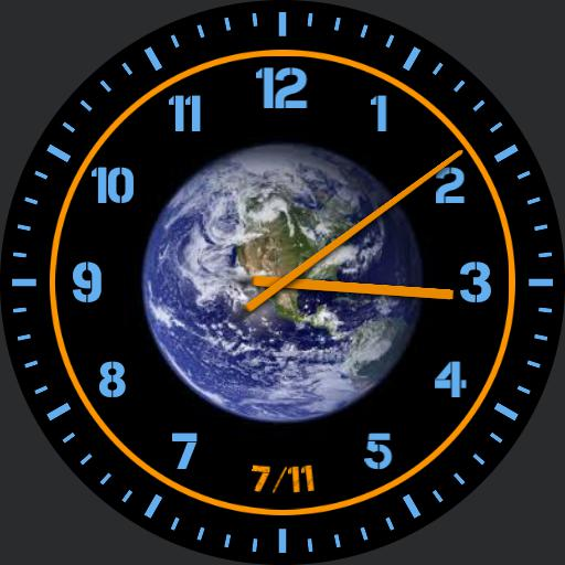 Radial Earth